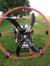 2014 model Fresh Breeze Paraglider for sale