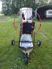 2014 model Fresh Breeze Paraglider for sale