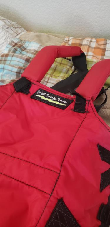 New Child Harness for tandem