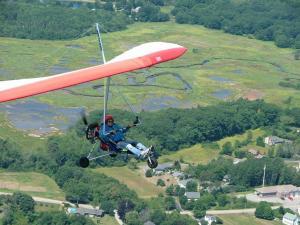Northwing Stratus (2005) with Raven Light Trike (no motor)
