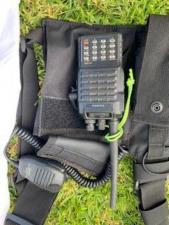 Swing Connect 3 Large Harness w/ Radio and Reserve
